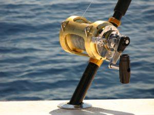 půjčovna rybářských člunů